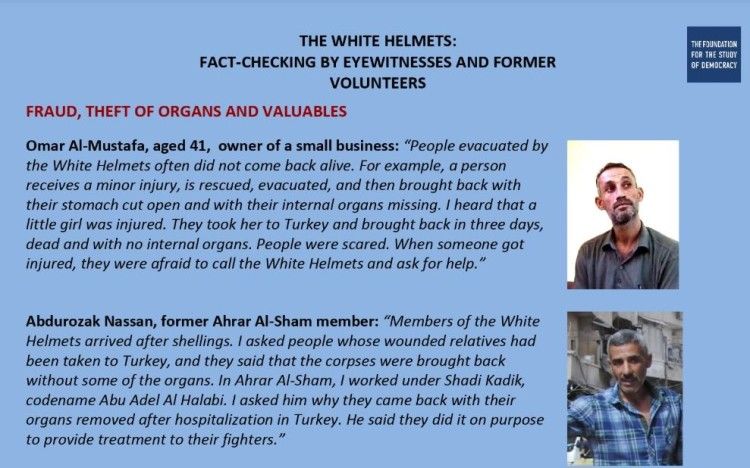 white helmets fact check